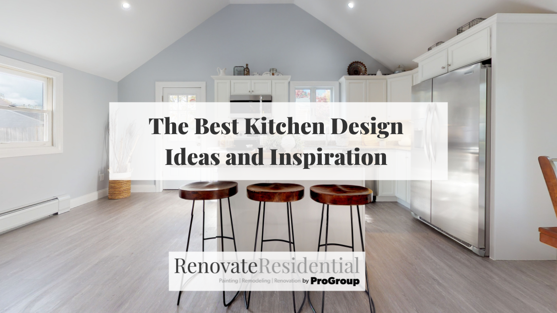 The Best Kitchen Design Ideas and Inspiration