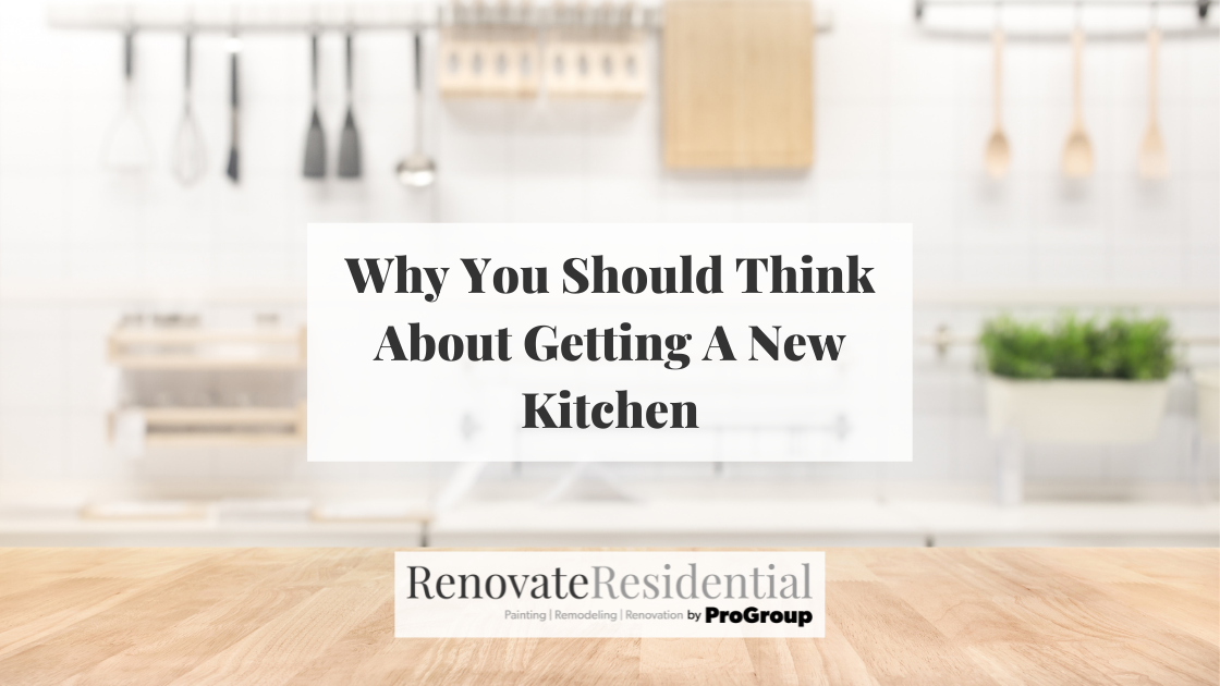 Why You Should Think About Getting A New Kitchen