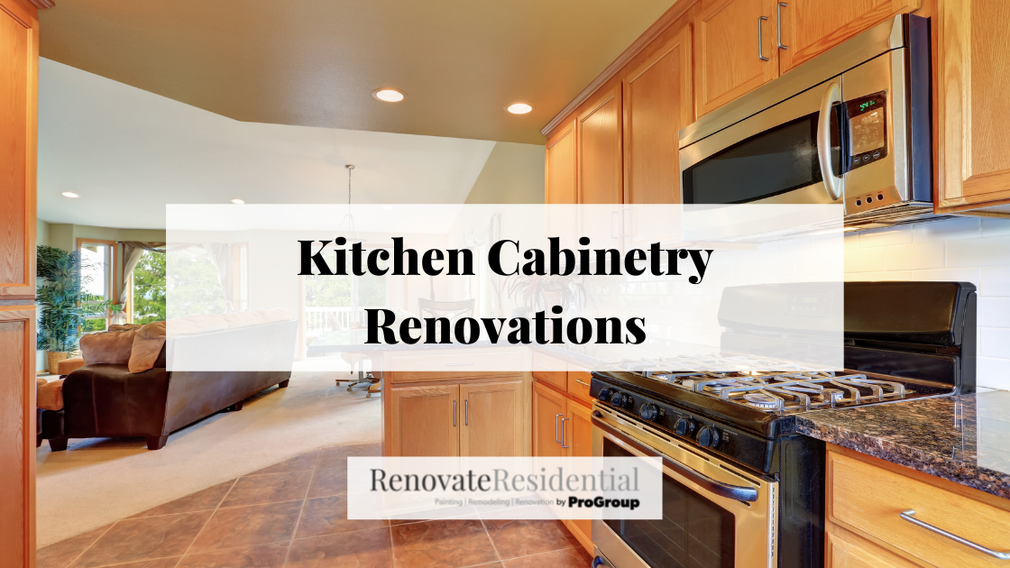 Kitchen Cabinetry Renovations